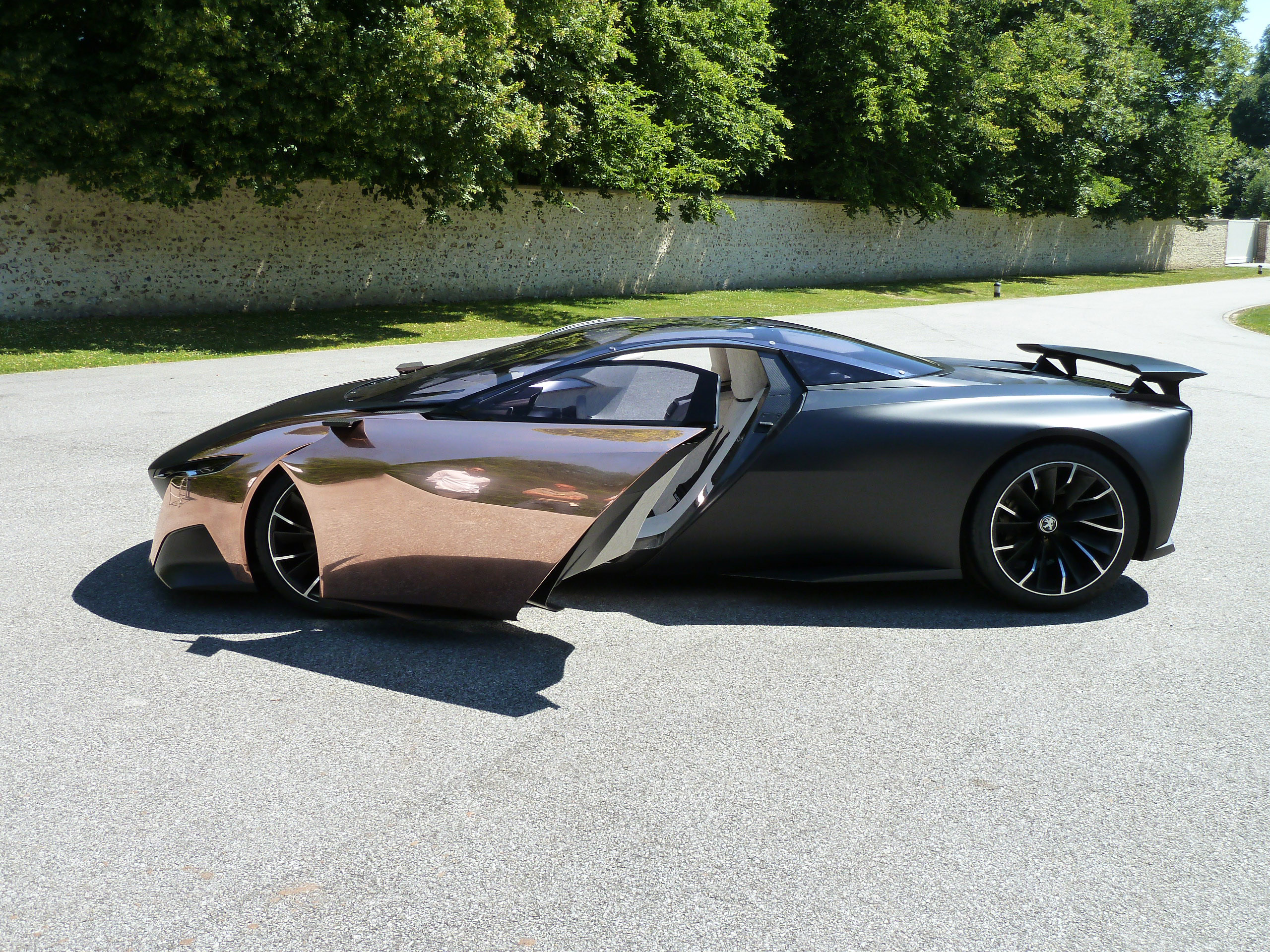 Used Bmw M5 >> 2013 Peugeot Onyx Concept - HD Pictures @ carsinvasion.com