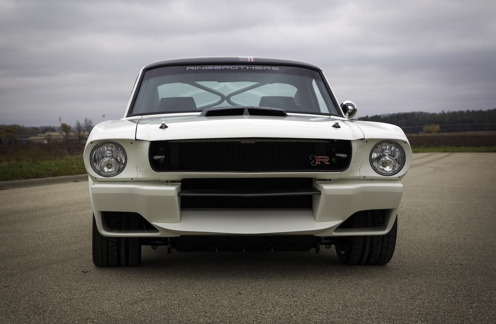 Ringbrothers Ford Mustang Blizzard photo #1