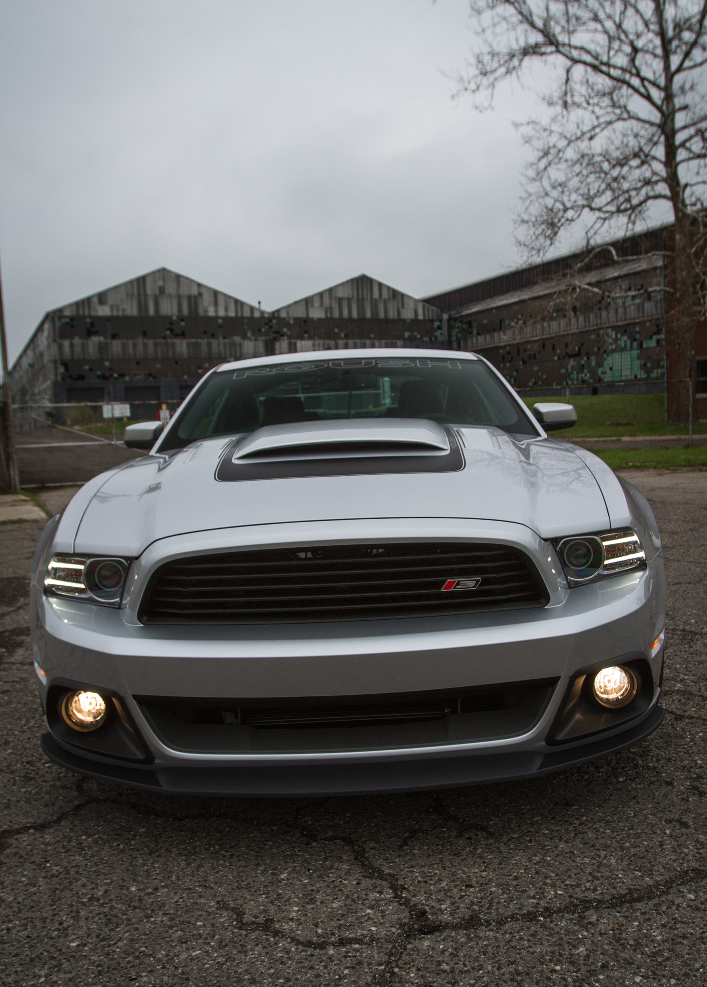 ROUSH Ford Mustang photo #1