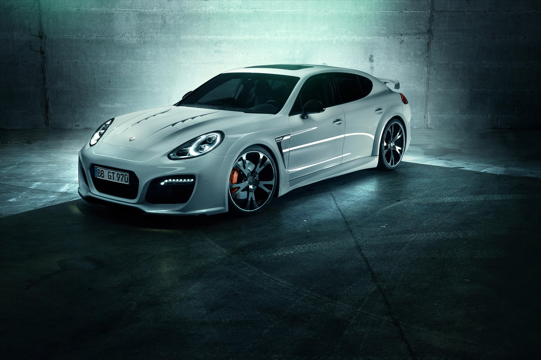 Techart Porsche Panamera Turbo Grand GT photo #1