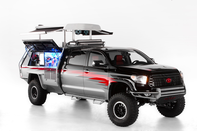 Toyota Dream Build Challenge Lets Go Moto Tundra photo #1