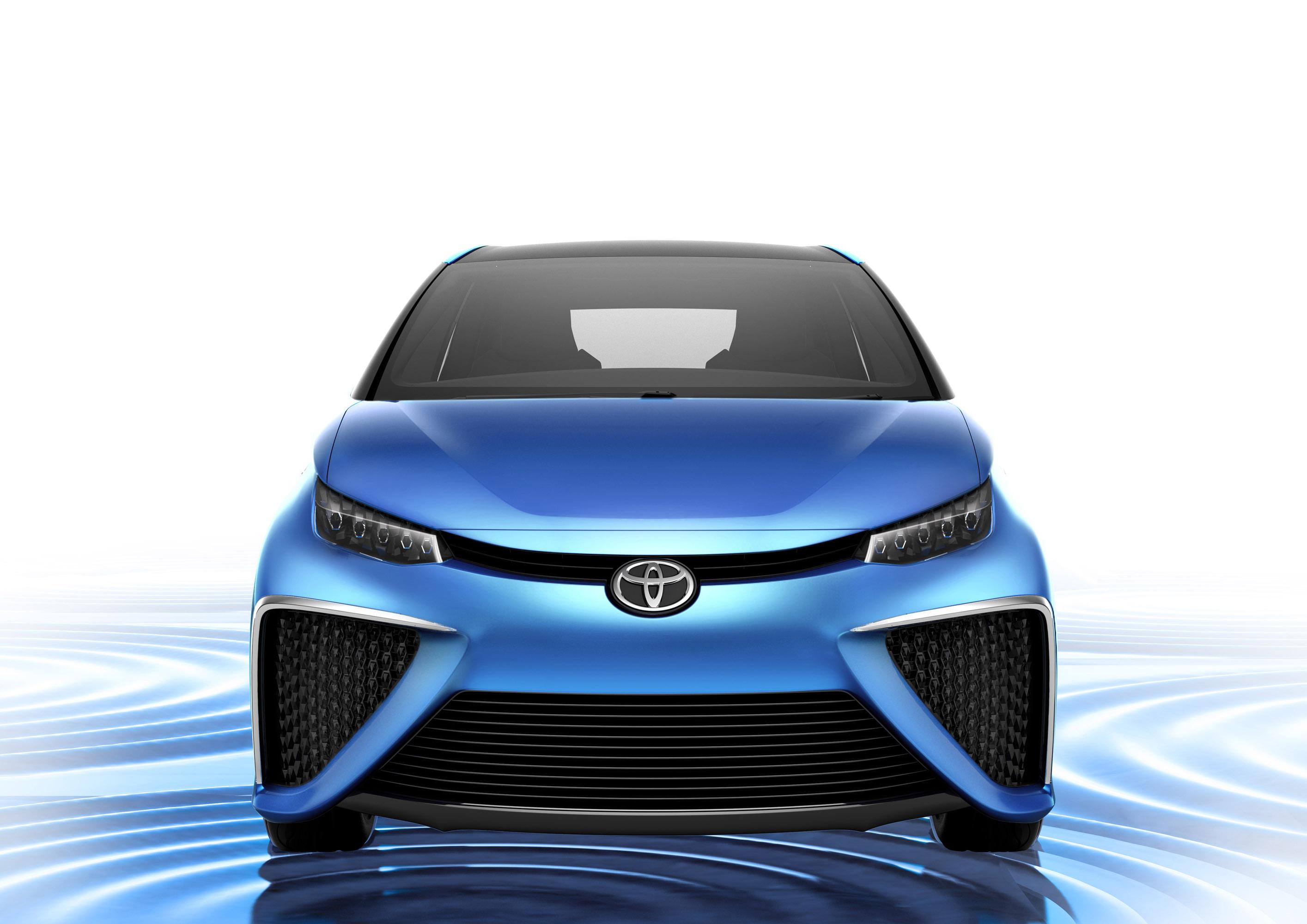Toyota FCV Concept photo #1