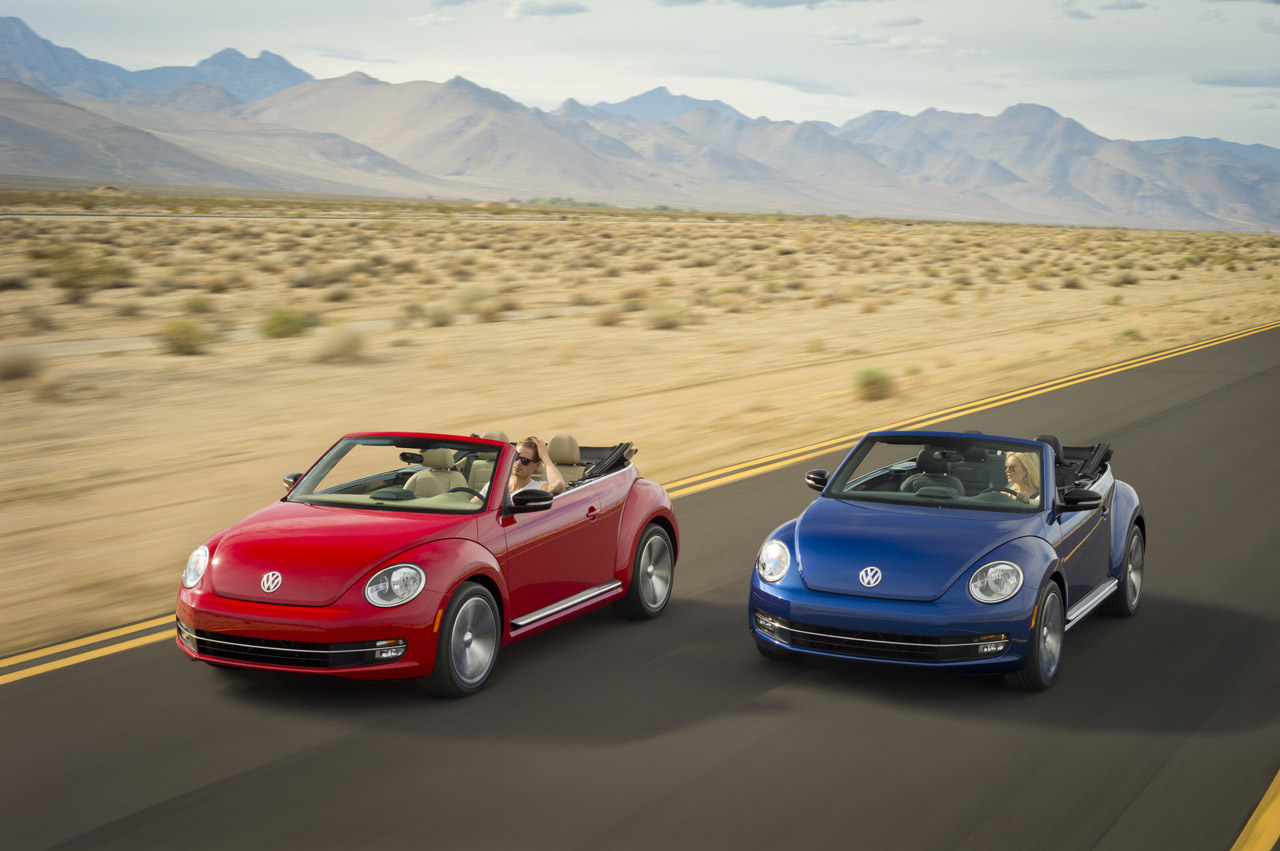 Volkswagen Beetle Convertible photo #1