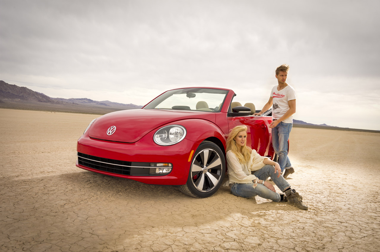 Volkswagen Beetle Convertible photo #3