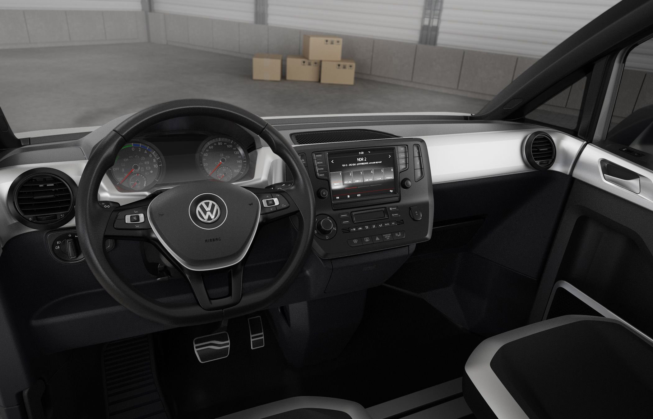 Volkswagen e-Co-Motion Concept photo #4