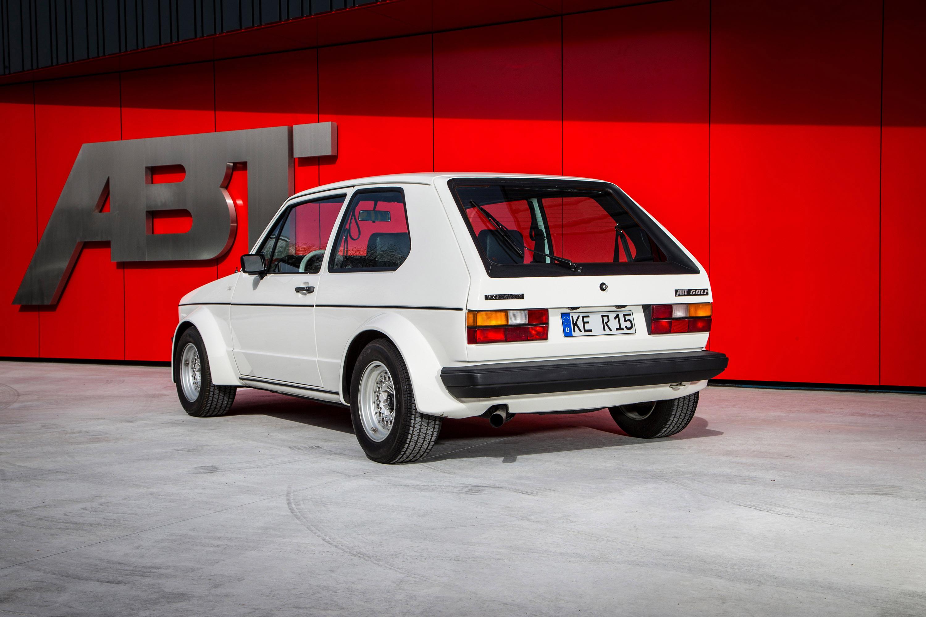 2014 Abt Volkswagen Golf I Gti Hd Pictures