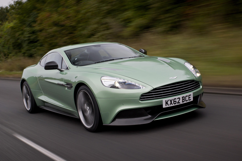 Aston Martin Vanquish photo #1