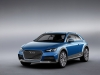 2014 Audi allroad shooting brake show car