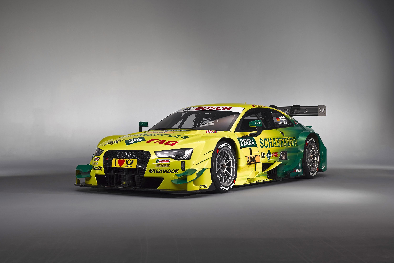 Audi RS 5 DTM photo #1