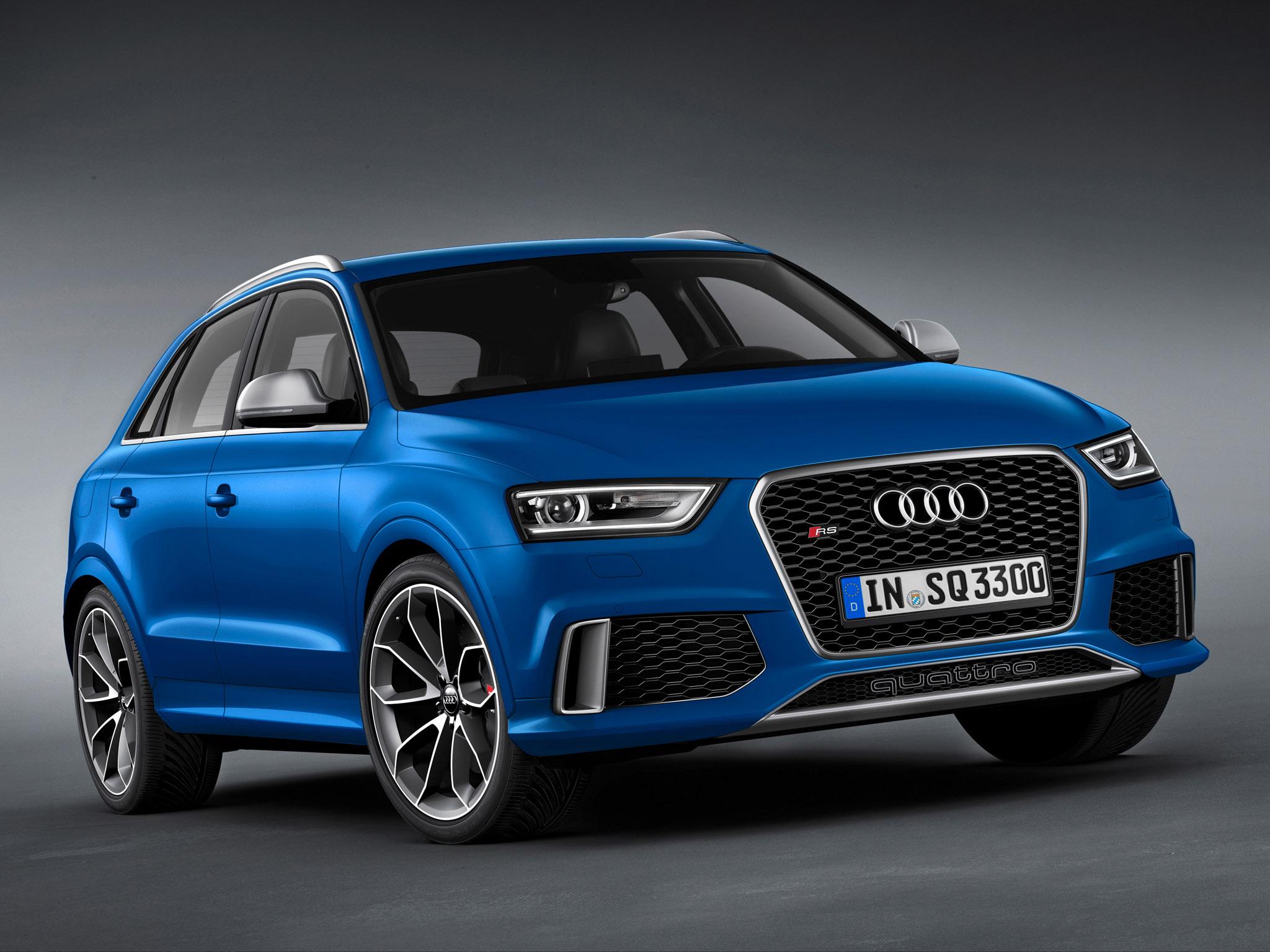 2014 Audi RS Q3 - HD Pictures @ carsinvasion.com