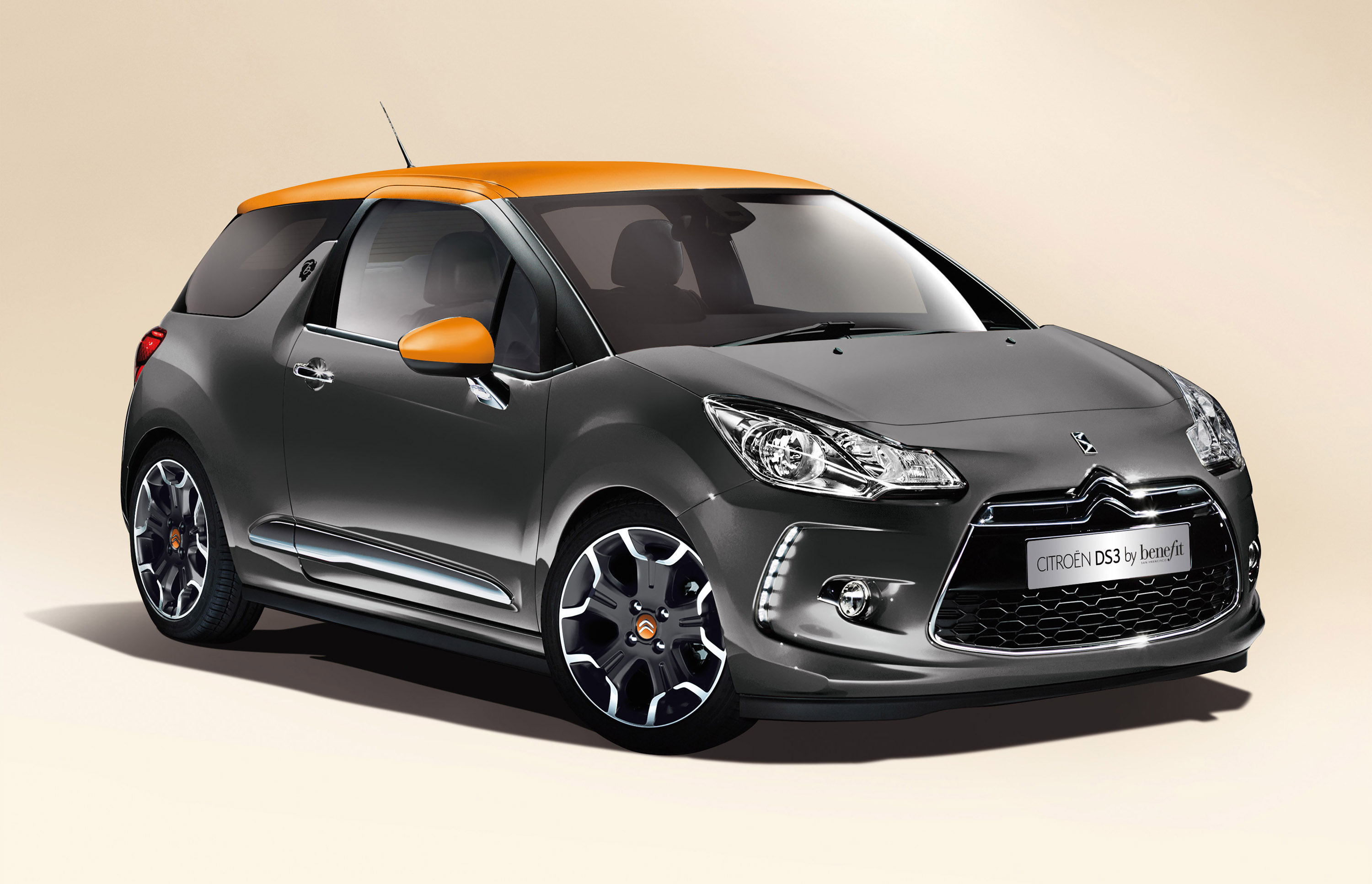 Benefit Citroen DS3 Special Editions photo #1