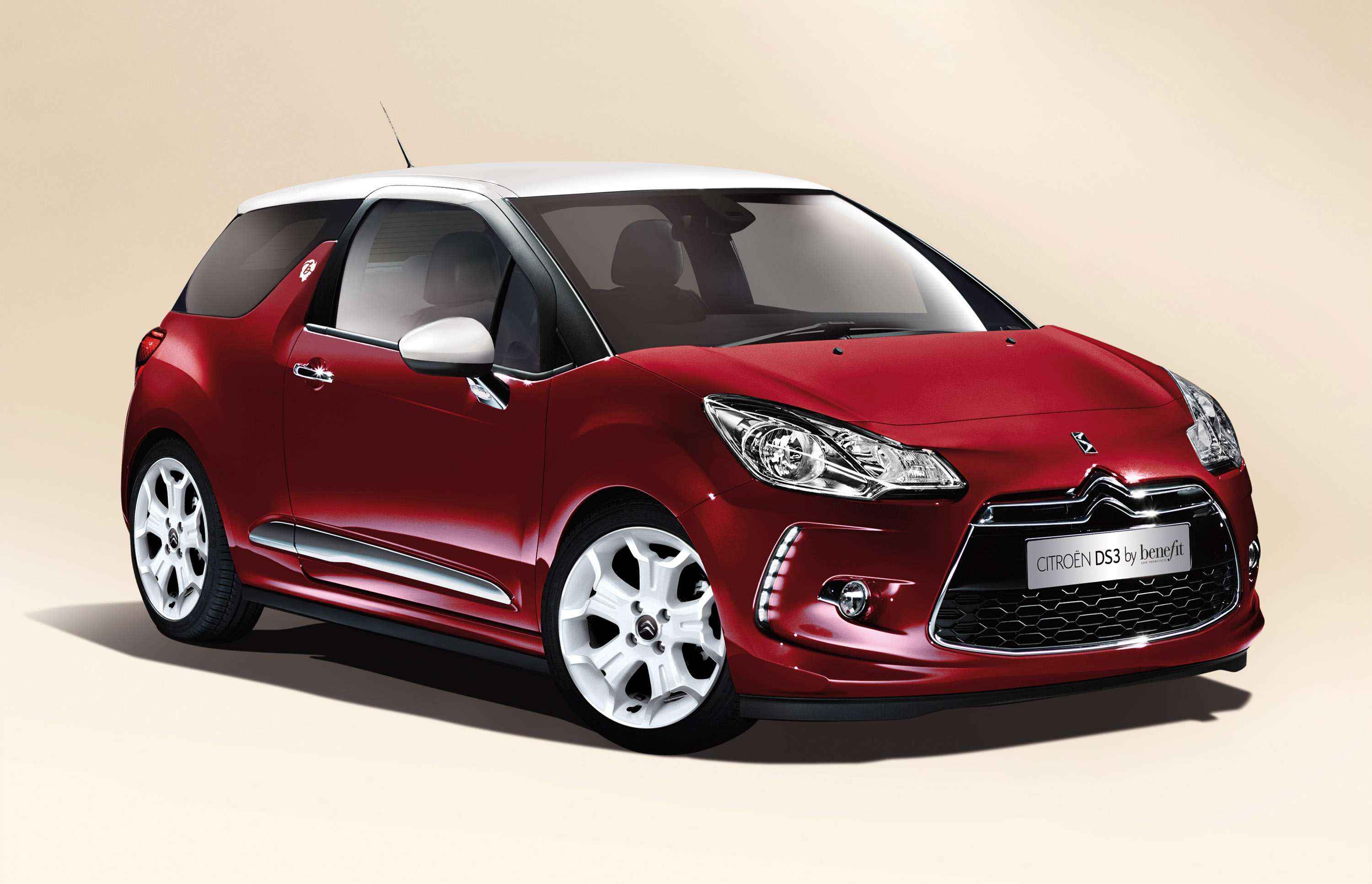 Benefit Citroen DS3 Special Editions photo #3