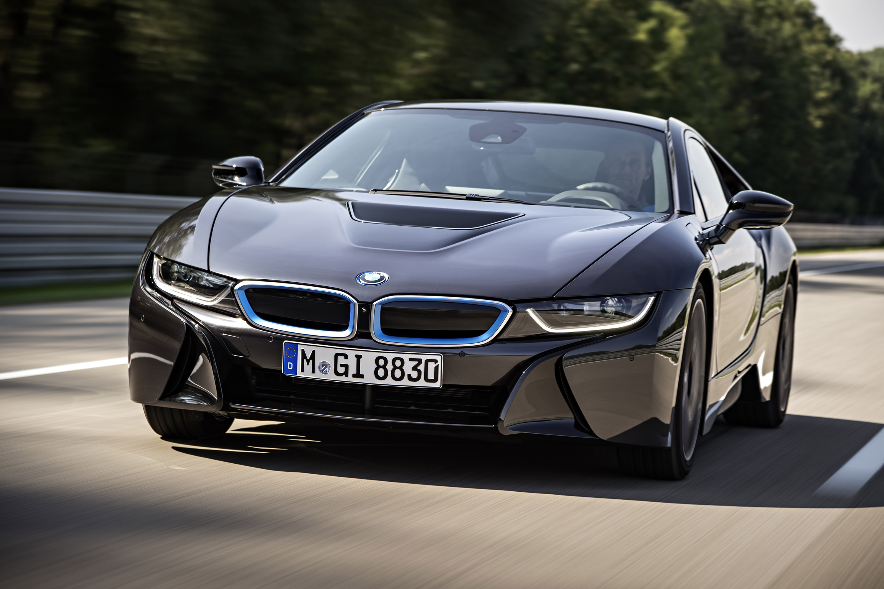 2014 Bmw I8 Hd Pictures Carsinvasion Com