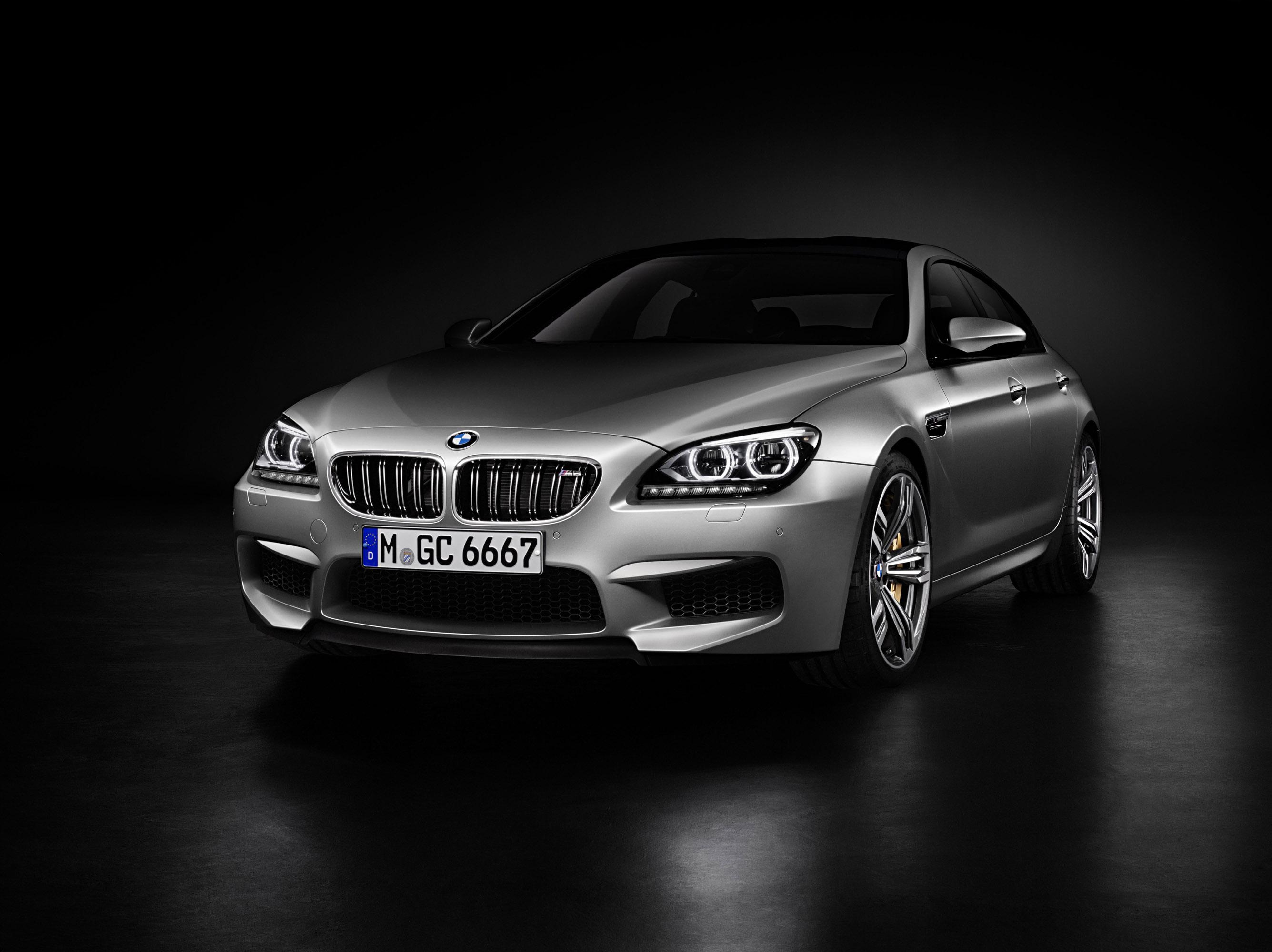 BMW M6 Gran Coupe photo #1