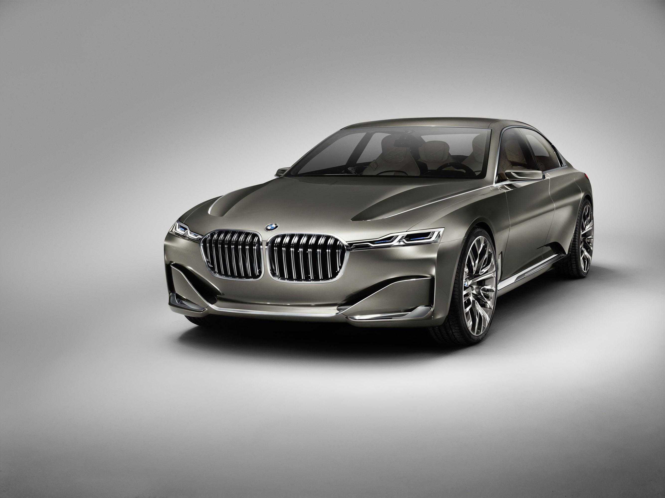 BMW Vision Future Luxury Concept photo #1