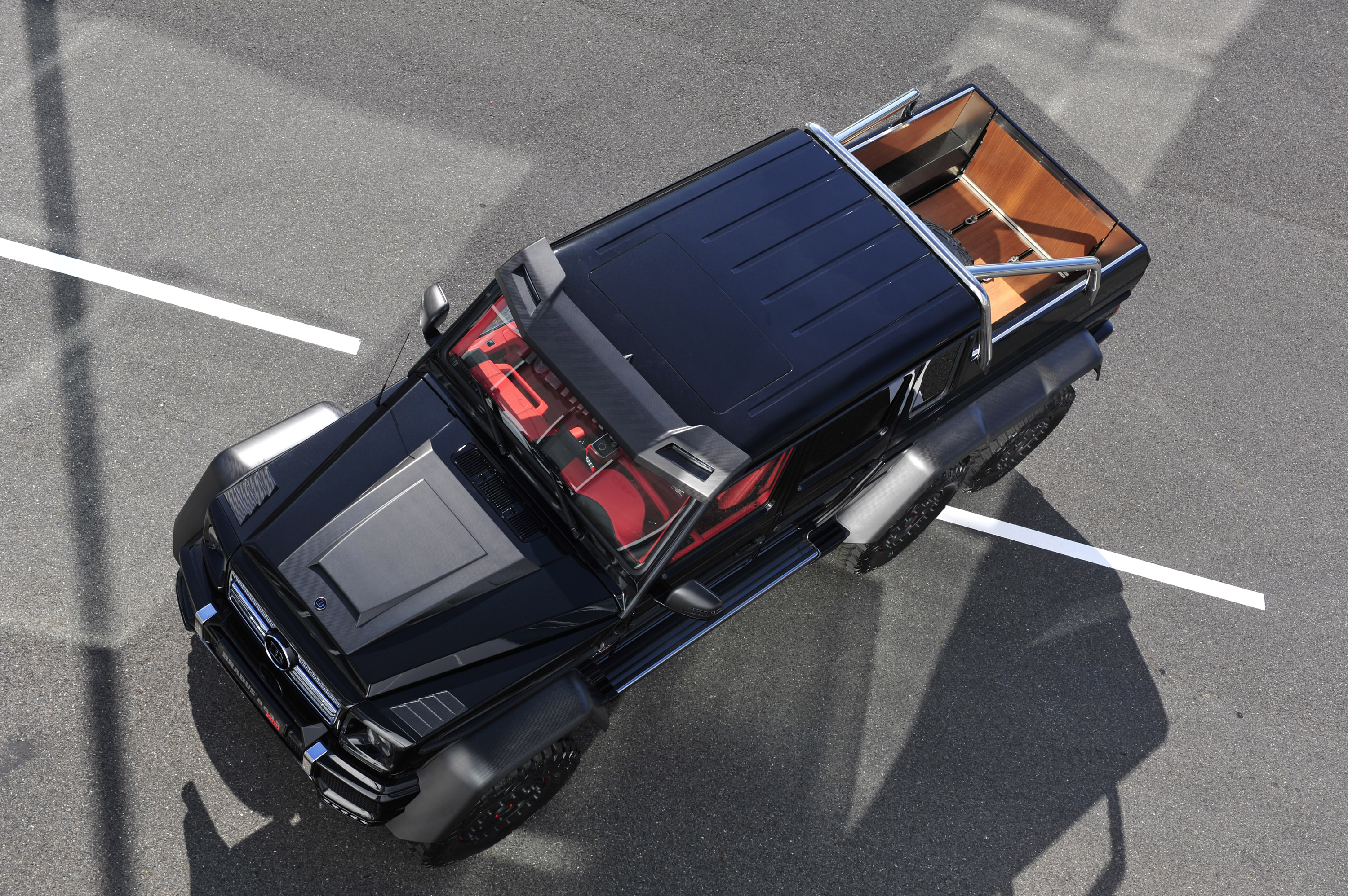 2014 brabus b63s 700 6x6 mercedes benz g class hd pictures. Black Bedroom Furniture Sets. Home Design Ideas