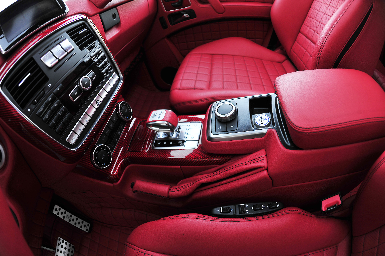 2014 brabus b63s 700 6x6 mercedes benz g class thumbnail photo 15495 - G Wagon Red Interior