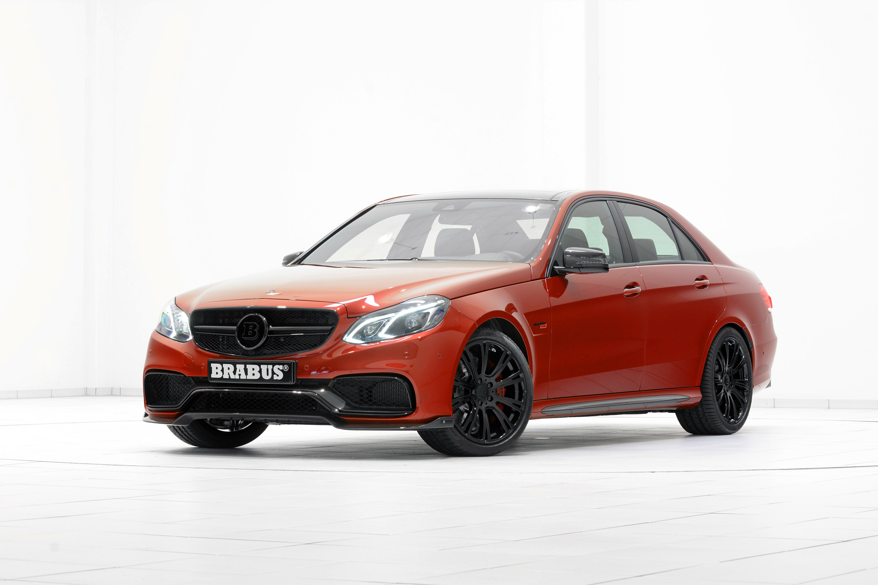 Brabus Mercedes-Benz E 63 850 Biturbo photo #1