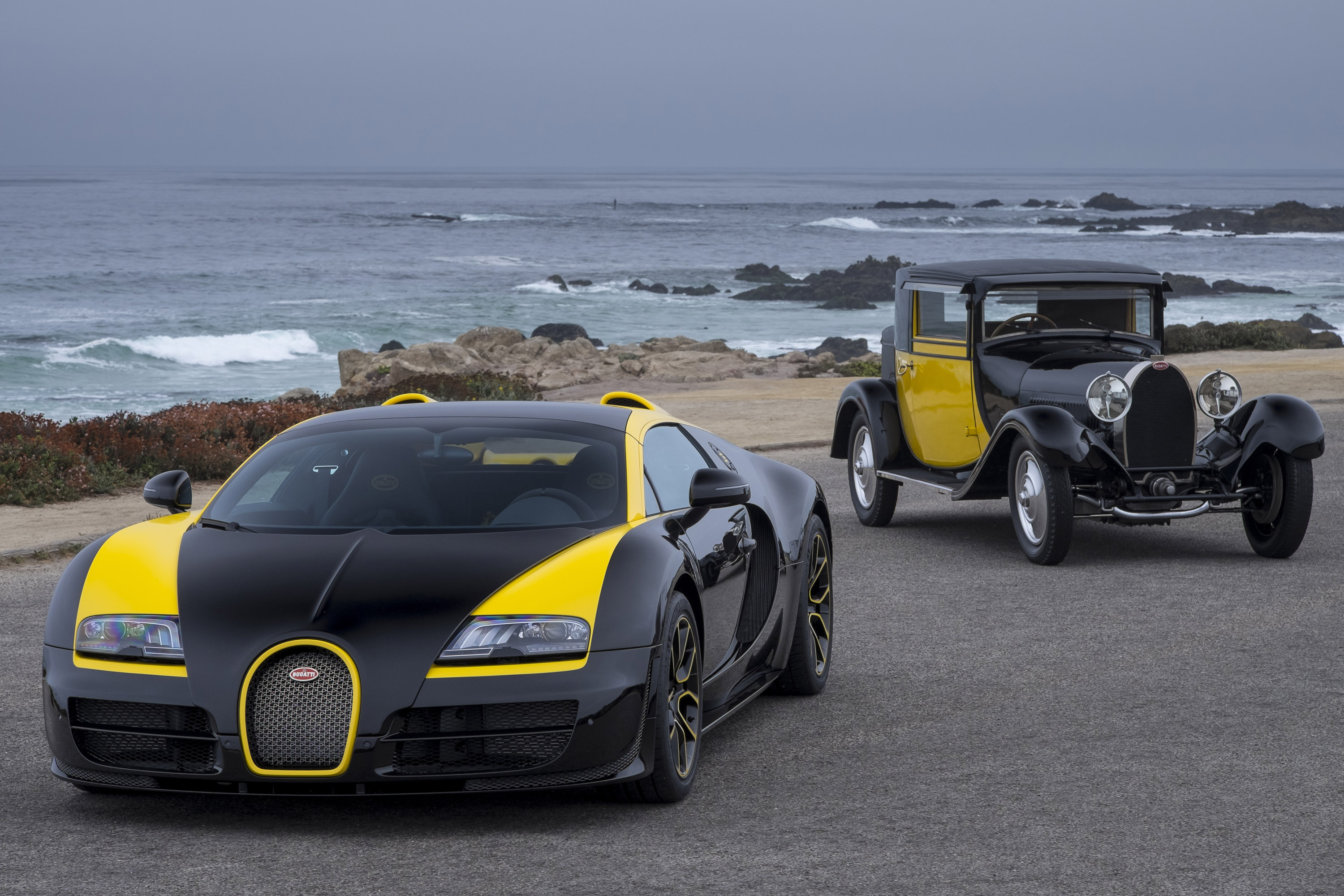 Bugatti Veyron Grand Sport Vitesse 1of1 photo #1