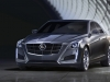 2014 Cadillac CTS thumbnail photo 12536