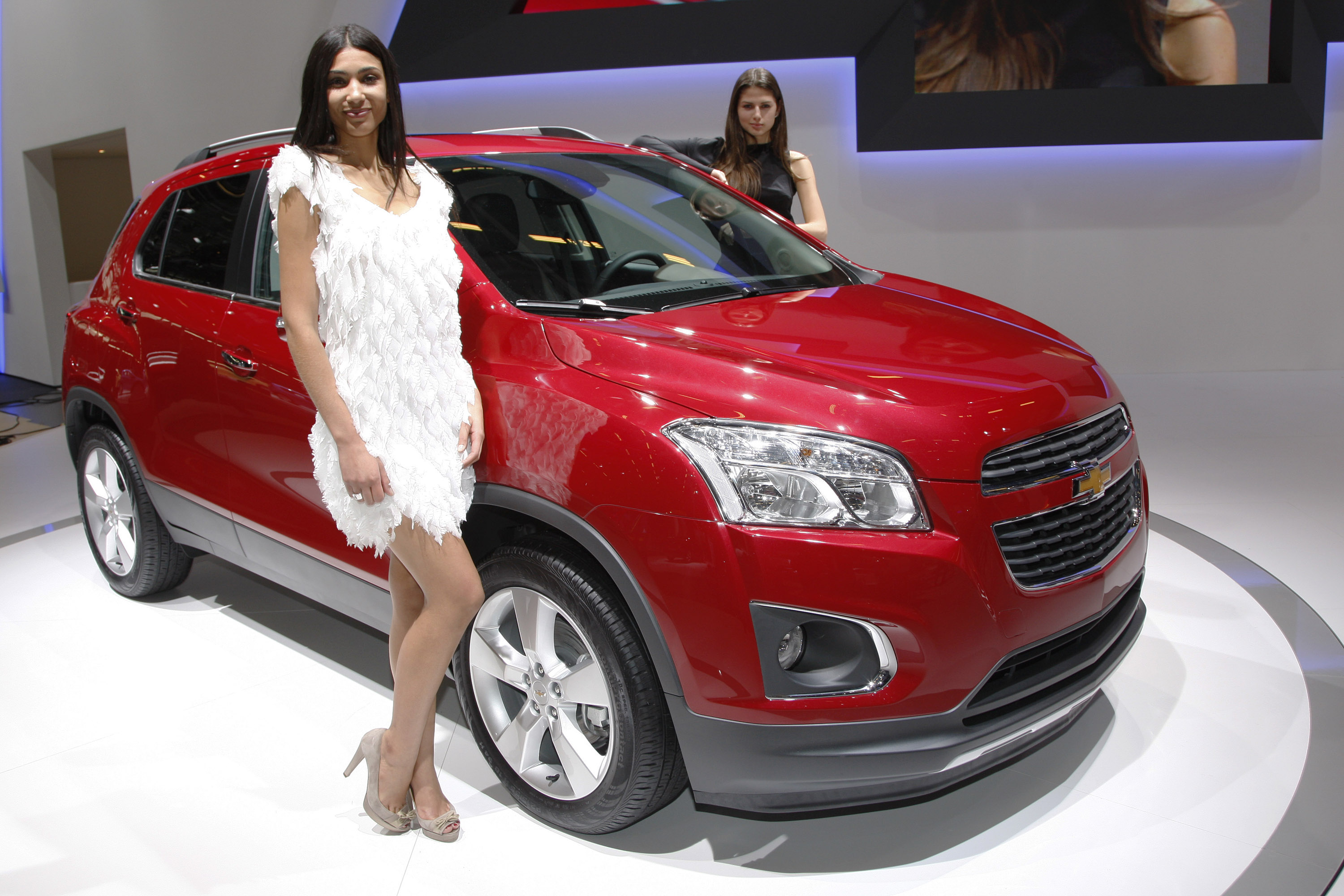 Chevrolet-Holden Trax photo #1