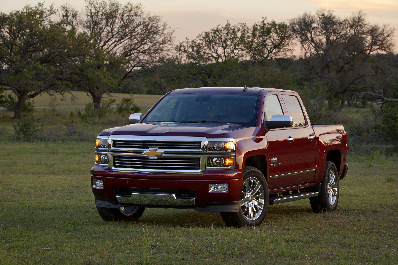 Chevrolet Silverado photo #1