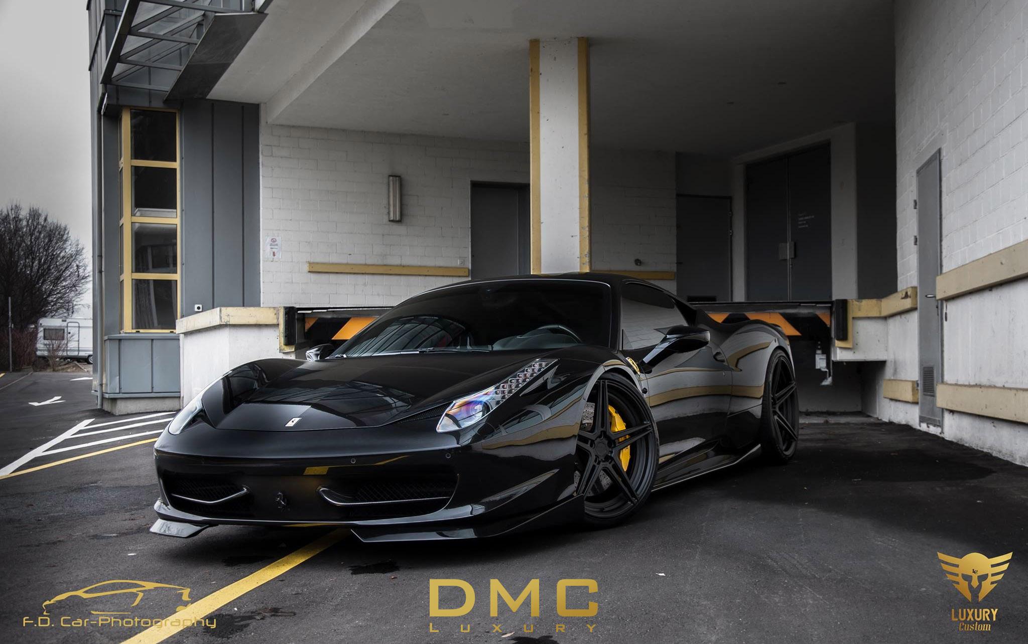 DMC Ferrari 458 Italia ELEGANTE photo #2