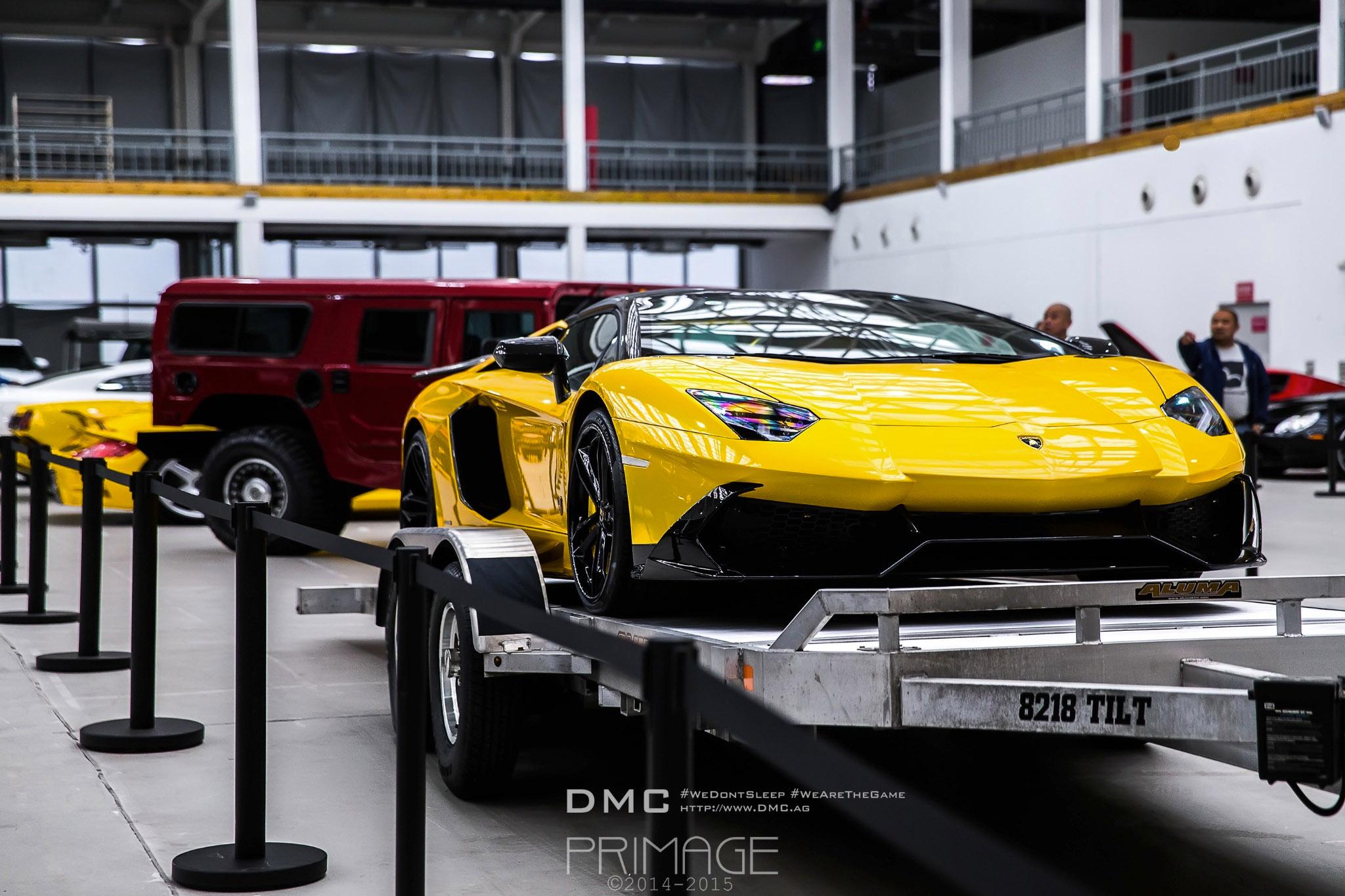DMC Lamborghini Aventador LP720 Roadster photo #1