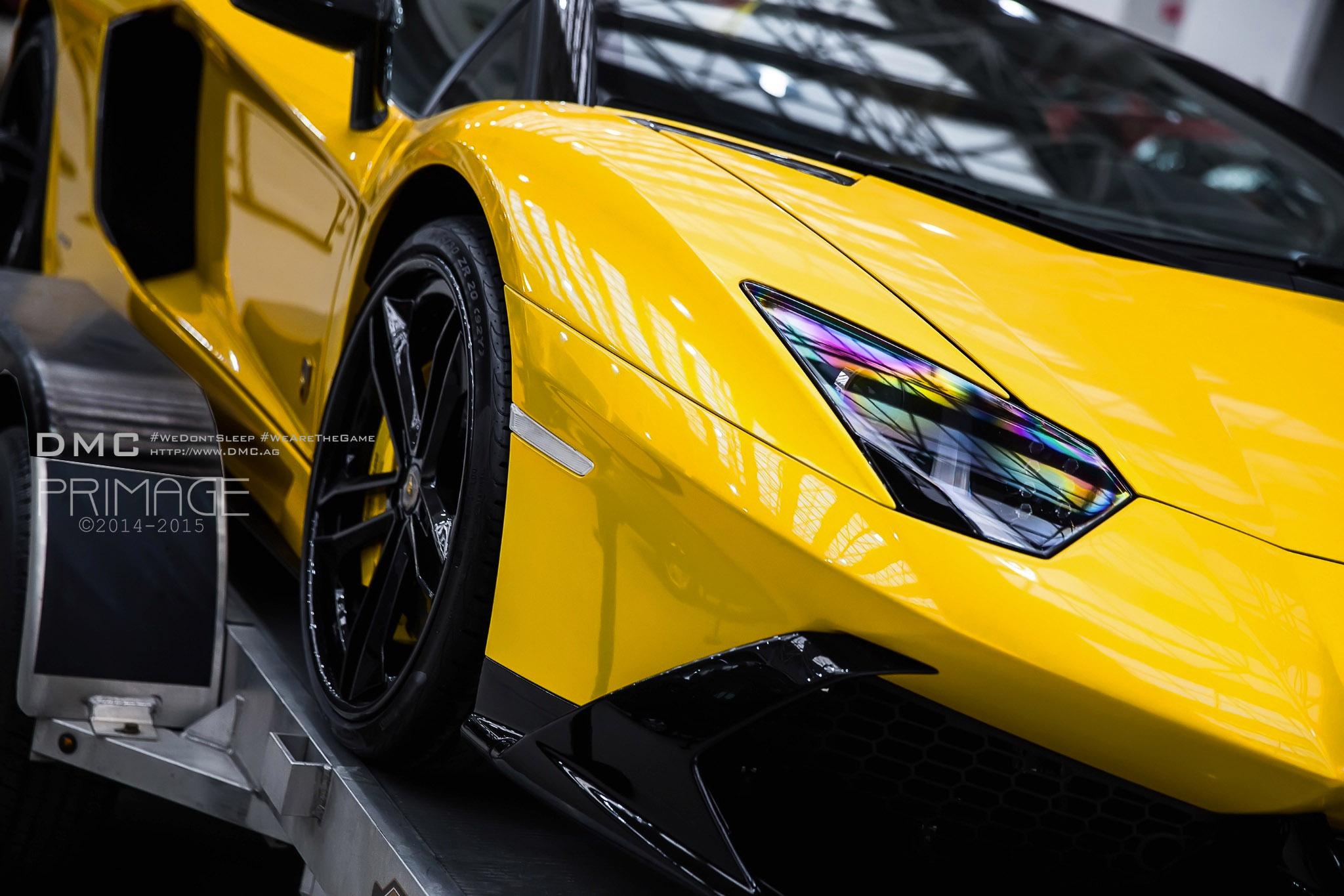 DMC Lamborghini Aventador LP720 Roadster photo #2