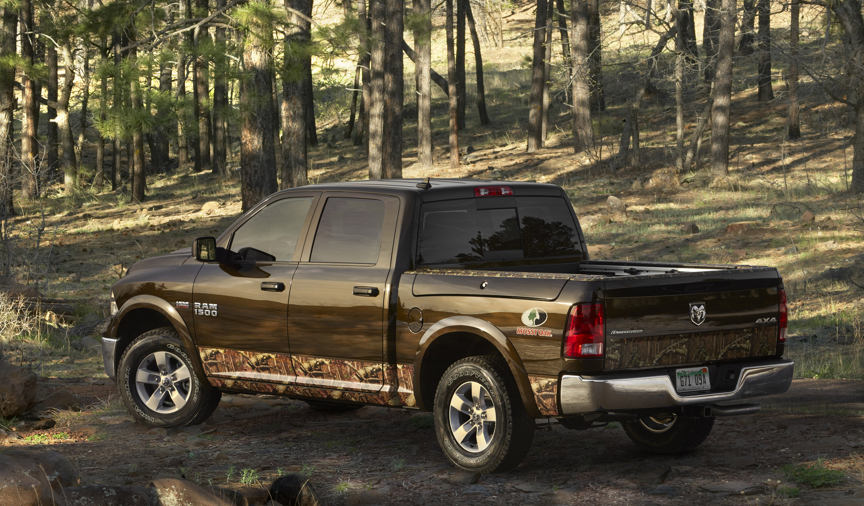 2014 Dodge Ram 1500 Mossy Oak Edition - HD Pictures @ carsinvasion.com