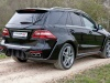 2014 Expression Motorsport Mercedes-Benz ML63 Wide Body R thumbnail photo 57006