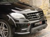 Expression Motorsport Mercedes-Benz ML63 Wide Body R 2014