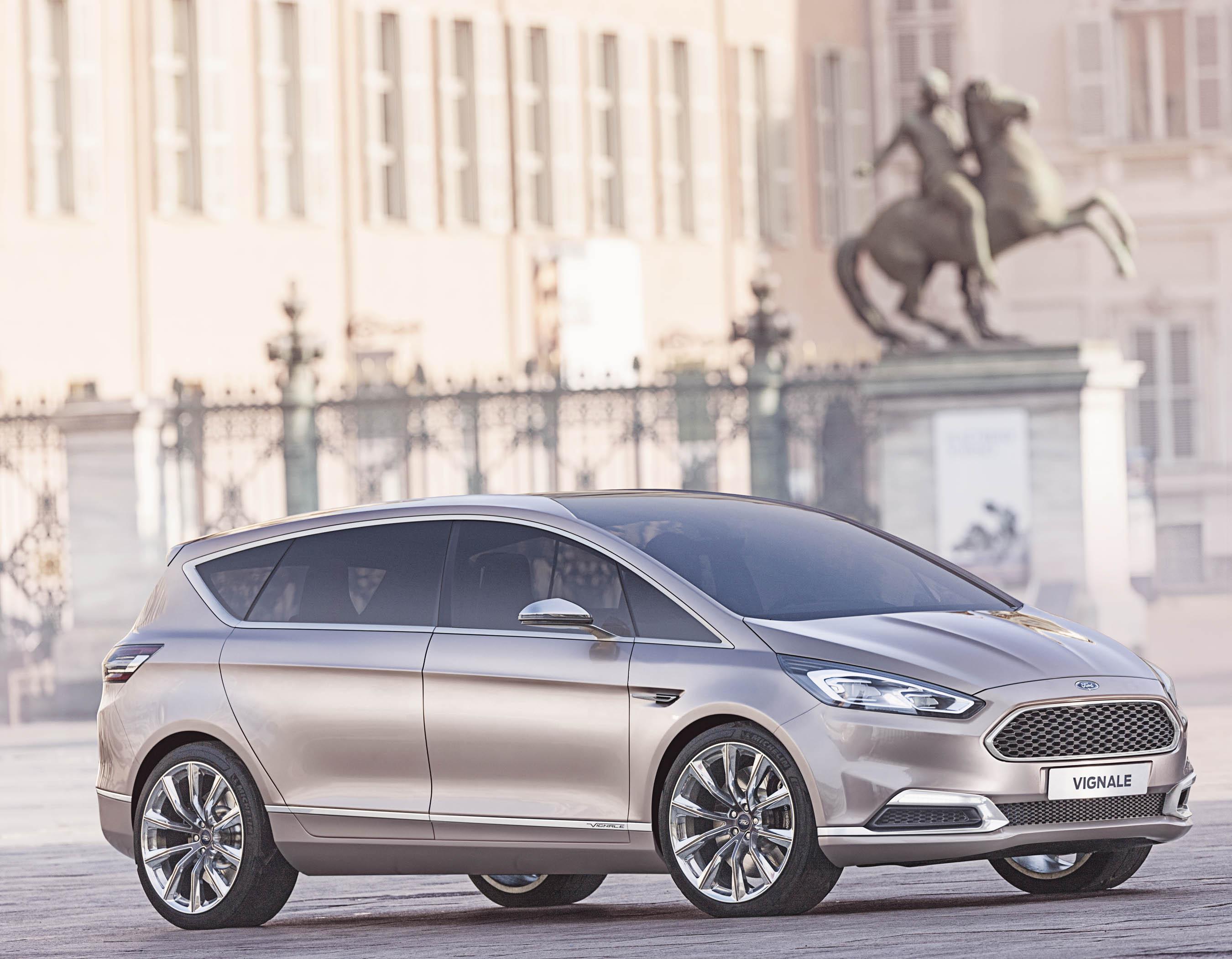 Ford S-MAX Vignale Concept photo #1