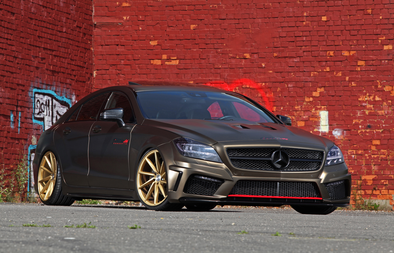2014 Fostla Mercedes Benz Cls 350 Cdi Hd Pictures