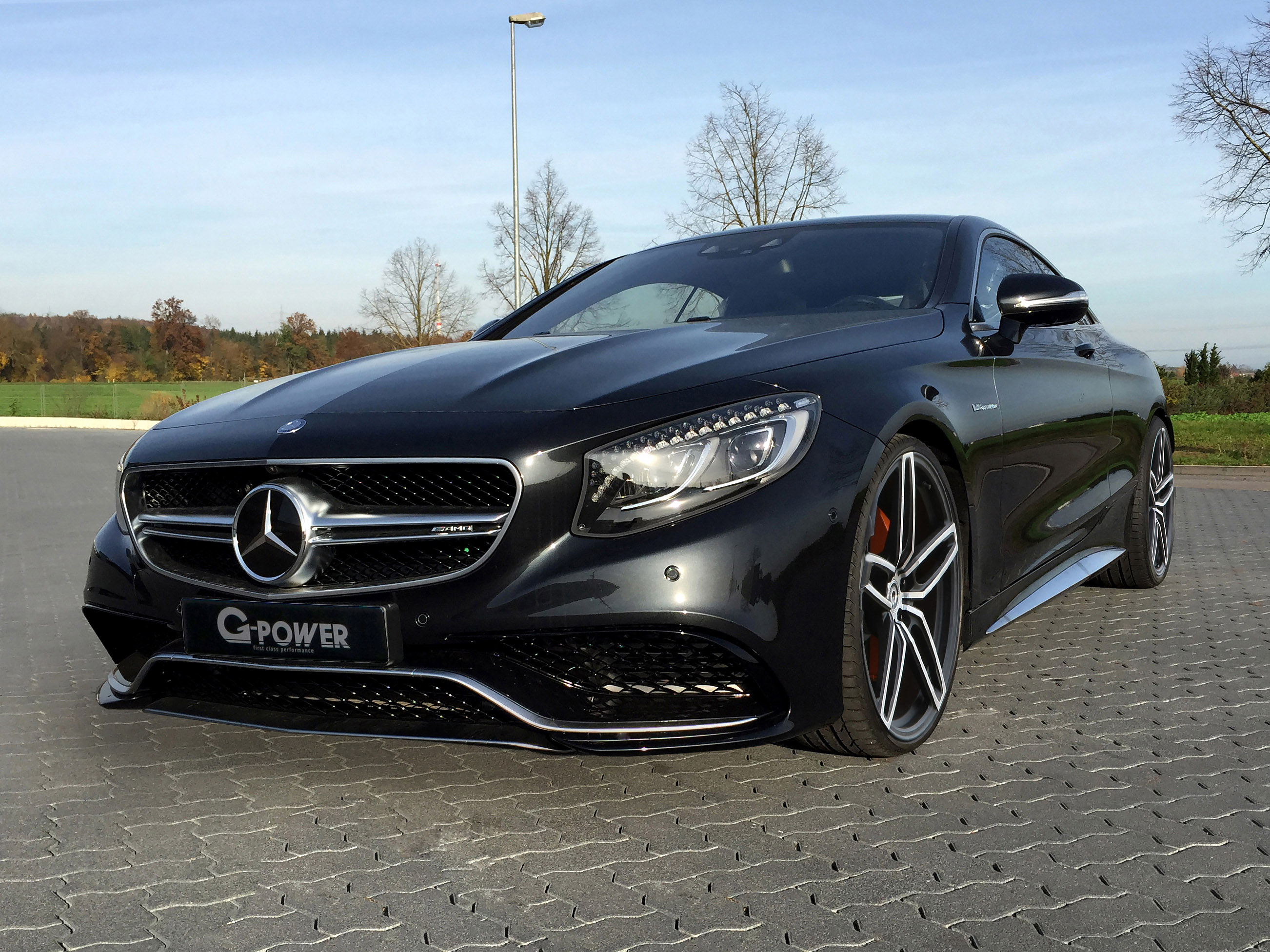 2014 g power mercedes benz s63 amg coupe hd pictures for Mercedes benz s63 amg 2014