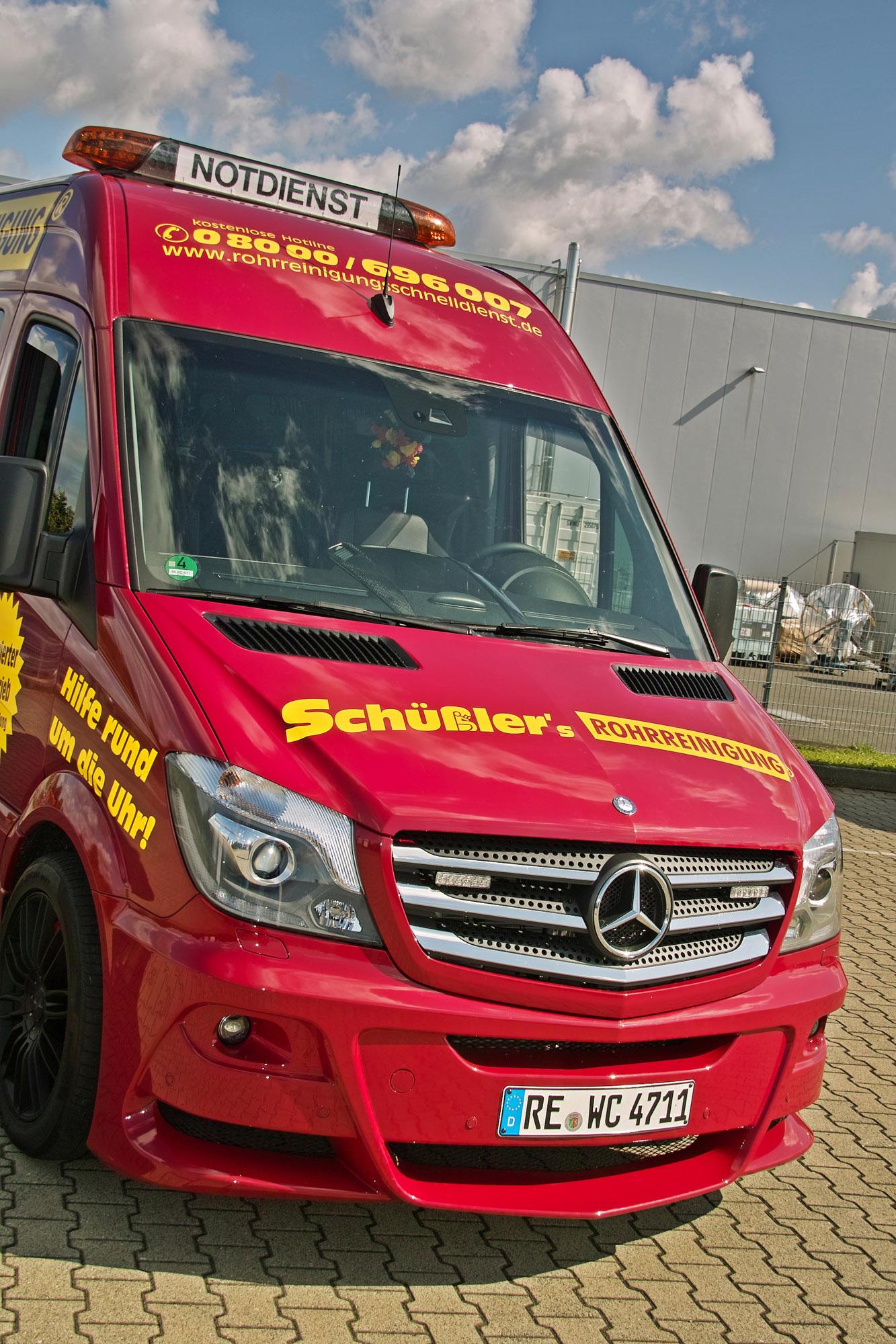 2014 Hartmann Mercedes-Benz Sprinter 319 CDI - HD Pictures