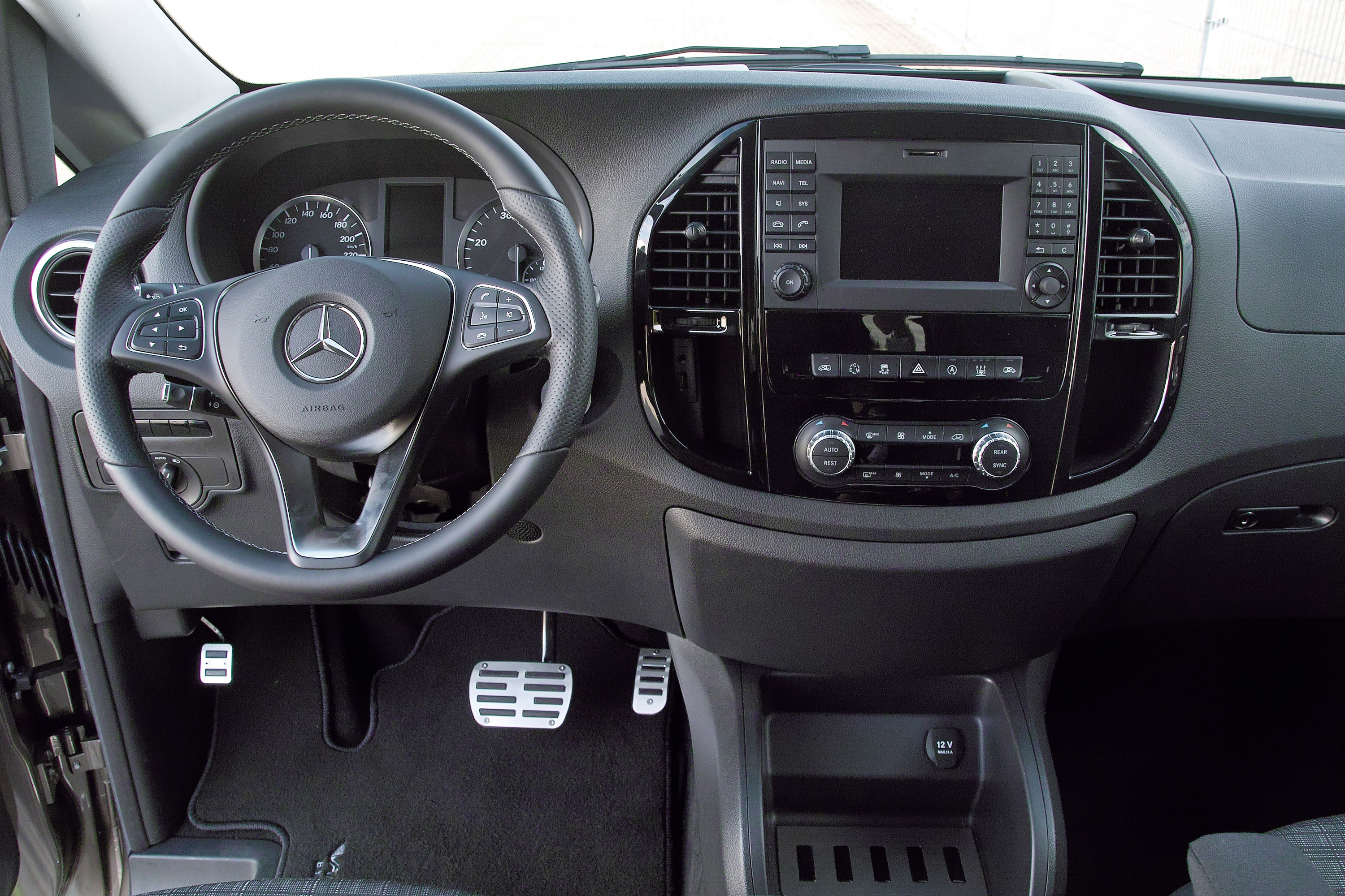 Hartmann Mercedes-Benz Vito photo #18