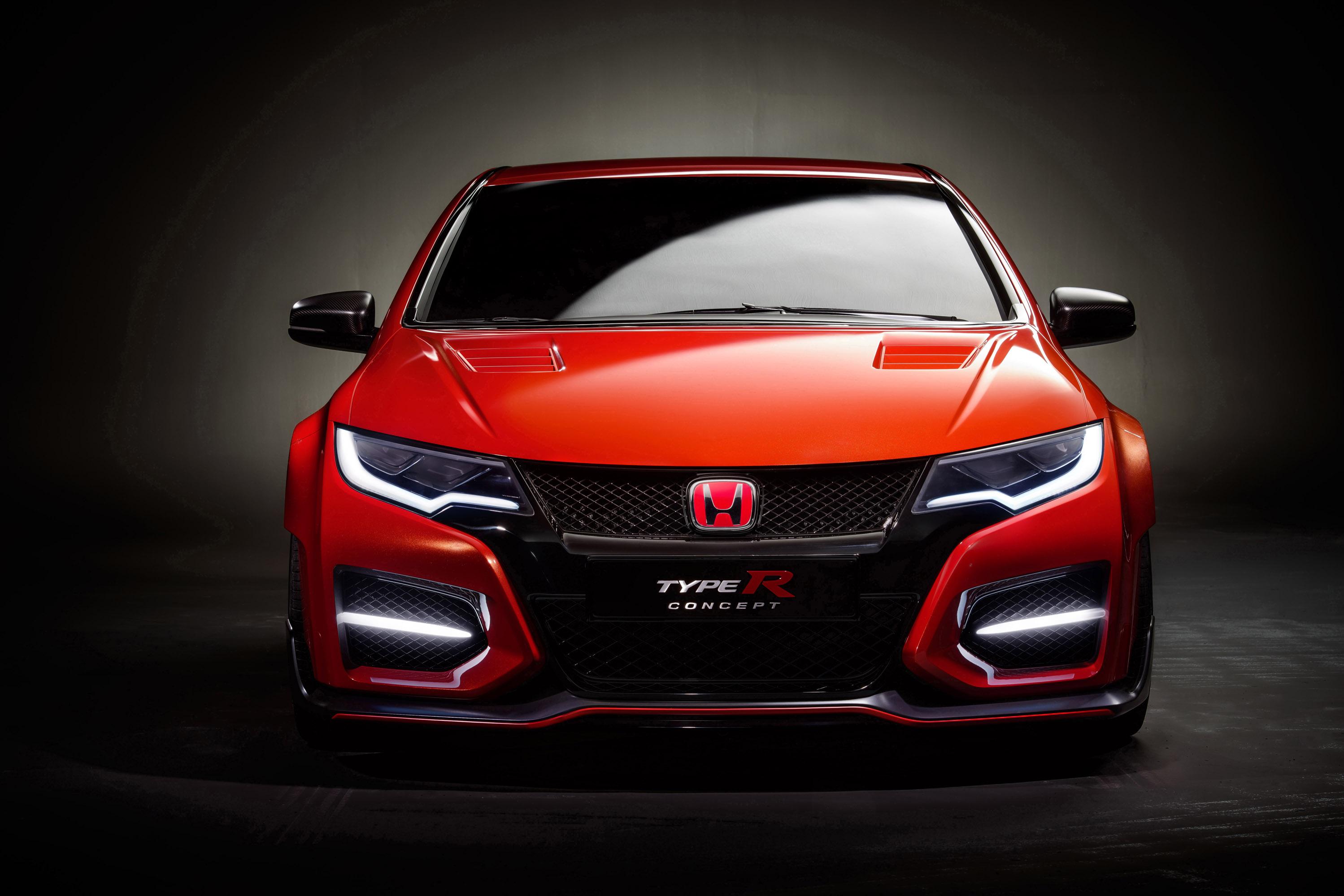 Honda Civic Type R Concept photo #2