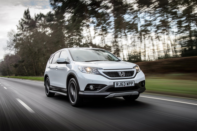 2014 Honda Cr V White Edition Hd Pictures Carsinvasion Com