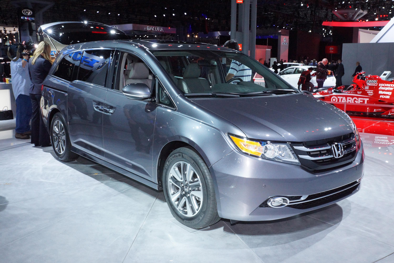 2014 Honda Odyssey - HD Pictures @ carsinvasion.com