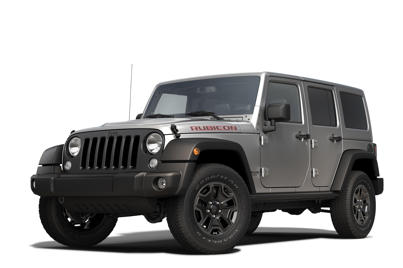 Jeep Wrangler Rubicon X Package photo #1