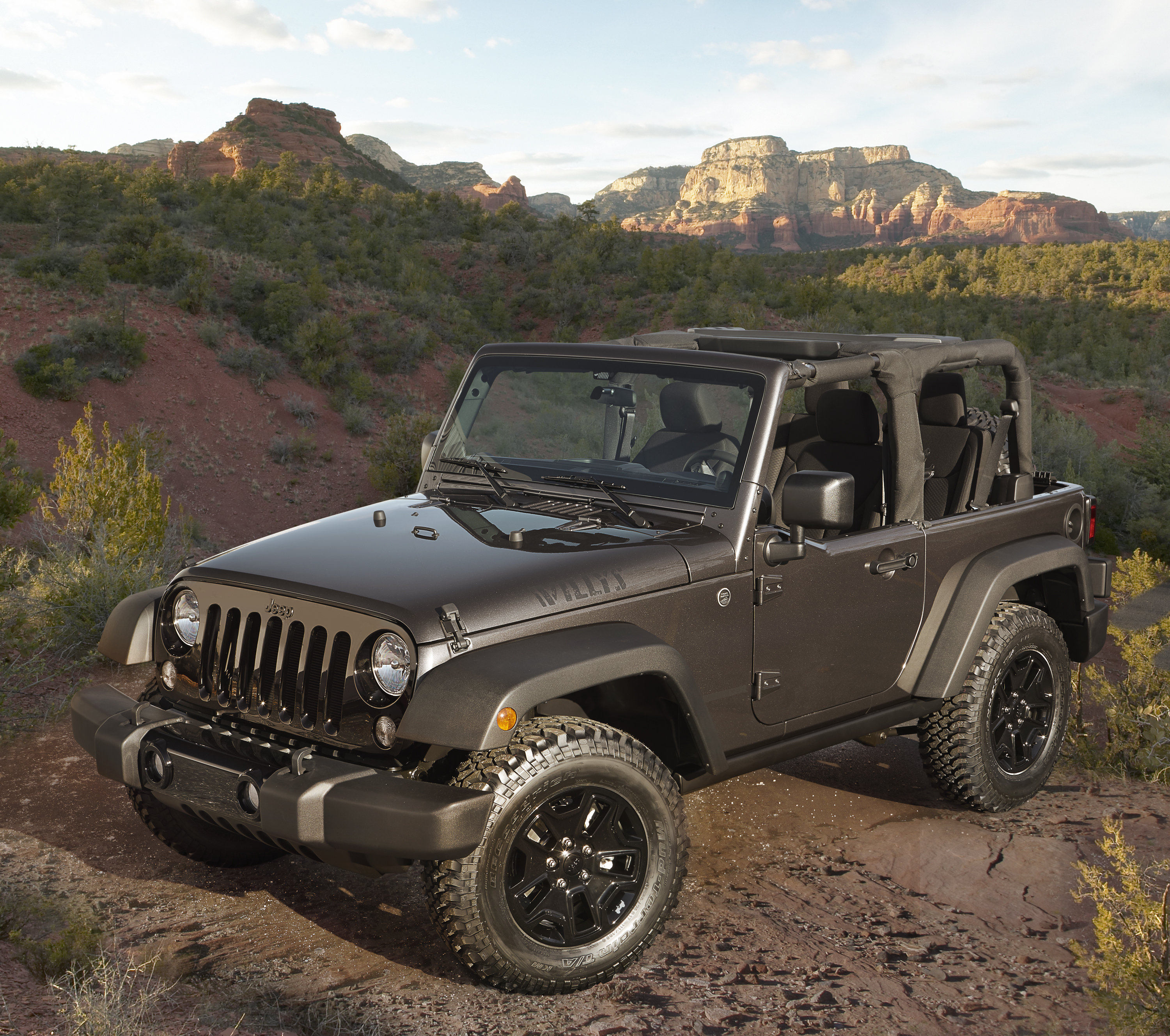 Jeep Wrangler Willys Wheeler Edition photo #2