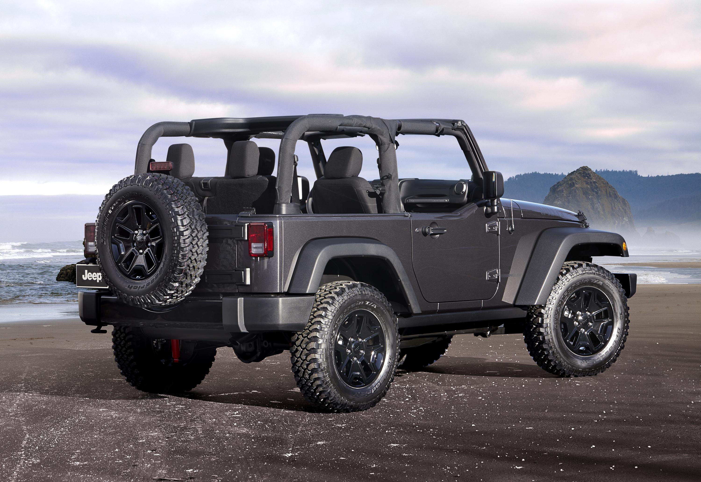 Jeep Wrangler Willys Wheeler Edition - 31359