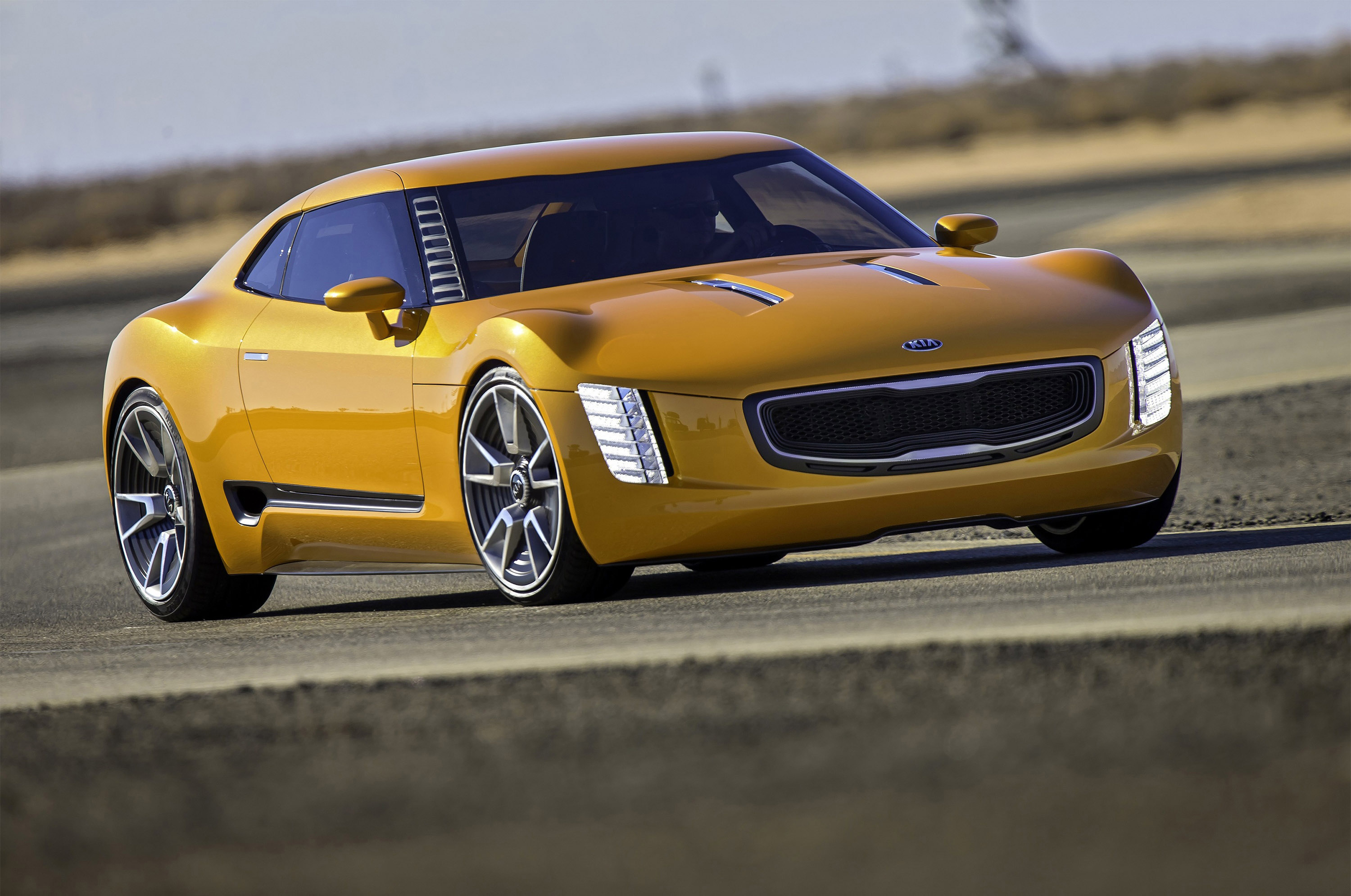 Kia GT4 Stinger Concept photo #1