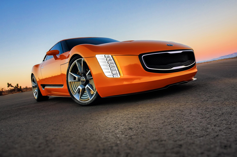 Kia GT4 Stinger Concept photo #4