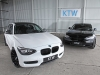 2014 KTW Tuning BMW 1-series Black and White
