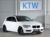 2014 KTW Tuning BMW 1-series Black and White thumbnail photo 45552