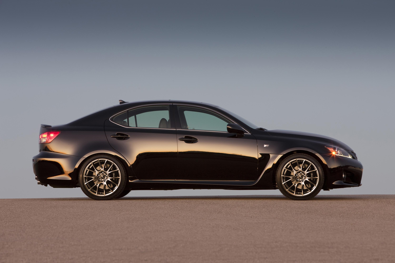Lexus IS F photo #1