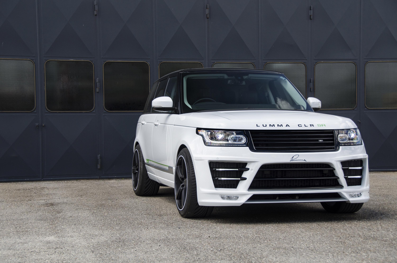 2014 Lumma Design Range Rover Vogue Clr Sr Hd Pictures