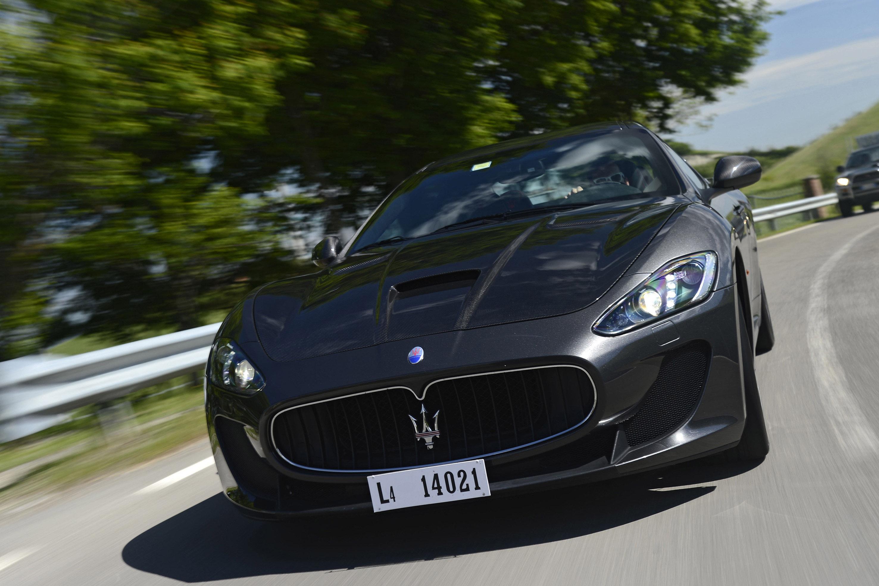 2014 Maserati GranTurismo MC Stradale - HD Pictures ...